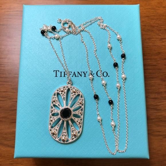 f97bfc6a6 Tiffany & Co. Jewelry | Nib Tiffany Co Ziegfeld Daisy Pendant | Poshmark